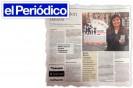 """L'edició impresa de """"el Periódico"""" publica un article sobre la Baralla Catalana"""