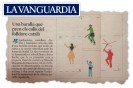 El diari La Vanguardia fa ressò de la Baralla Catalana