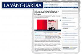 La Baralla Catalana a la versió digital del diari La Vanguardia