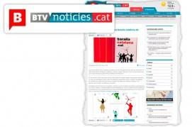 Les cartes catalanes també a la pàgina web de Barcelona Televisió