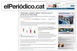 El web de El Periódico publica un article sobre la Baralla Catalana