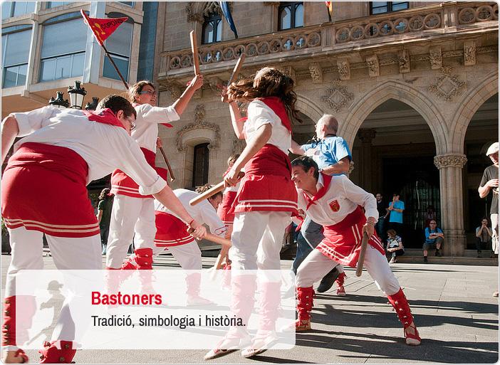 Bastoners - Tradició, simbologia i història