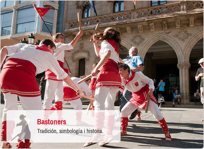 Bastoners - Tradición, simbología y historia