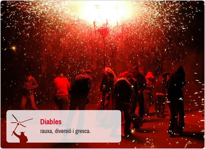 Diables - Rauxa, diversió i gresca